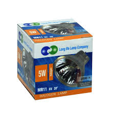 mr11 halogen bulbs 6v 5w
