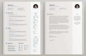 beautiful resumes editable resume template 30 free beautiful resume templates to