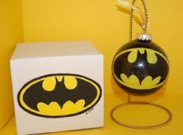 lihl s batman tree ornament gift set free