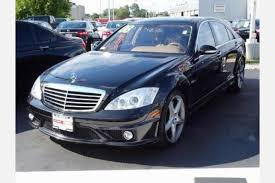 2008 mercedes s550 amg used mercedes s class for sale in chicago il edmunds