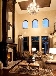 Photos Of Traditional Living Rooms by Traditional High Ceiling Living Room Ideas U0026 Design Photos Houzz