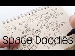 doodle with space doodles doodle for doodle with me