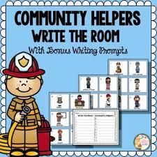 369 best community helpers theme images on pinterest community