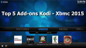 kodi xbmc android top 5 add ons kodi xbmc 2015 and how to install