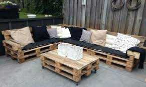 fabrication canap palette bois fabrication d un canape canapac dangle jardin fabrication canape