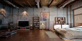 chambre loft yorkais chambre style loft industriel maison design bahbe com