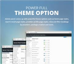 wordpress search layout service finder provider and business listing wordpress theme by