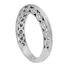white gold vintage wedding bands wedding rings boston