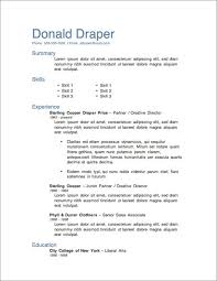 microsoft resume templates 2 word resume template 12 templates for microsoft free primer