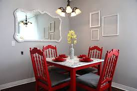 dining room dark gray room design ideas with beige floral