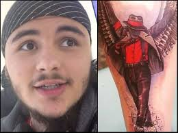 prince jackson pays tribute to michael jackson with massive tattoo