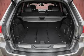 jeep grand trunk cover 2014 jeep grand v 6 and v 8 tests truck trend
