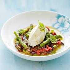 salade verte cuite recette cuisine recette salade arlésienne aux asperges vertes