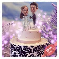 bride u0026 groom personalized travel theme wedding cake topper