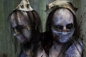 killers creepy collection haunted house u0026 halloween props