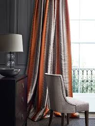 Orange Striped Curtains Best 25 Grey Striped Curtains Ideas On Pinterest Horizontal