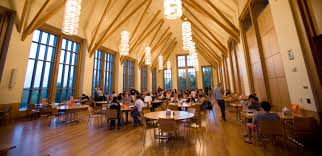 Hogwarts Dining Hall by Kenyon College Virtual Tour