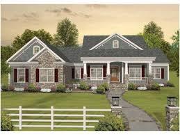 one craftsman bungalow house plans house one level plus bonus room house homes