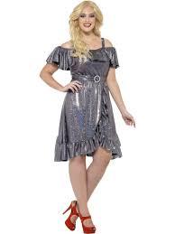 halloween costumes xxxl 1970s disco diva fancy dress costume 70s fever curves sizes