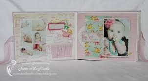 handmade scrapbook albums scrapbook album for newborn baby girl creative scrapbooking