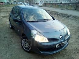 renault clio 2007 продается рено клио 2007 год в астрахани продам авто в хорошем