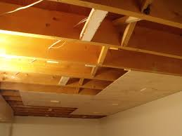 Wall Panel Systems For Basement by Don Oystryk U2013 Removable Panel U0026 Batten Basement Ceiling Jays