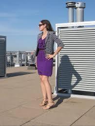you pick wednesday u2013 5 fun ways to wear a striped blazer loop looks
