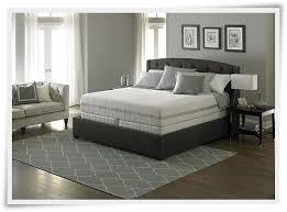 Serta Bed Frame Walter E Smithe Perfect Sleeper By Serta Furniture