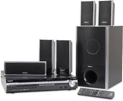 rca home theater system setup sony dav hdx275 5 disc bravia dvd home theater system with ipod
