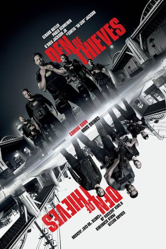 Image result for Den of Thieves