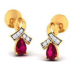 diamond earrings online shop for gold diamond earrings online at india s online