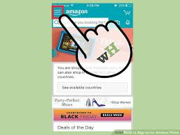 when to shop amazon black friday how to sign up for amazon prime with pictures wikihow