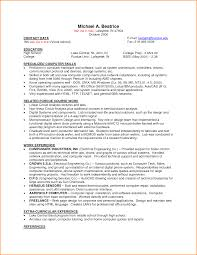 Computer Skills Qualifications Resume 8 Resume For Part Time Job College Student Paradochart