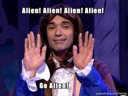 Meme Generator Alien - alien gma meme generator