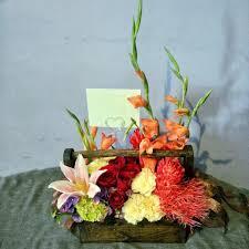 basket of flowers basket of flowers wood flower shop in cebu cebu city flower shop