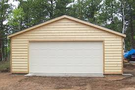 Build A Two Car Garage Garage Options Prefabricated Kits Or Build From Scratch