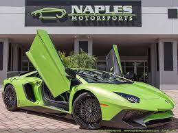 neon green lamborghini aventador 2016 lamborghini aventador lp 750 4 sv
