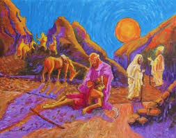 christian art now parables of jesus parable of the good samaritan