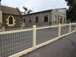 woven galvanized wire yard fence gates