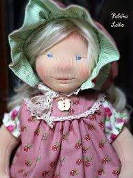 Seeking Doll Fabrika Lalka Lalki Waldorfskie Gentle Blanka Waldorf