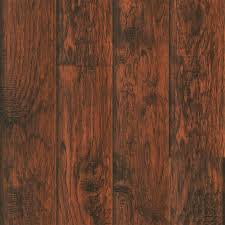 Hickory Laminate Flooring Supreme Click Hand Scraped Savannah Hickory Laminate