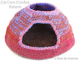knitting pattern cat cave 15 crochet patterns for animals crochet cats cat cave and cave