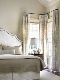 Curtains For Master Bedroom Best 25 Corner Window Curtains Ideas On Pinterest Corner