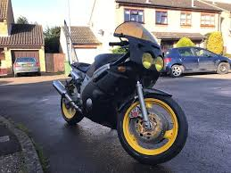 yamaha fzr 600 streetfighter chopper in caister on sea norfolk