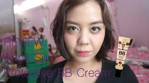 anna sui protective bb cream youtube