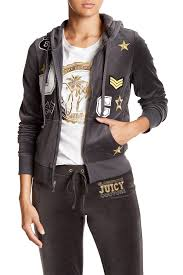 juicy couture team juicy hoodie nordstrom rack
