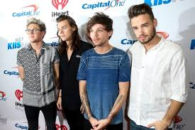 boy bander niall horan on one direction we will be back ny