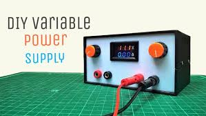 Bench Power Supply India Diy Variable Power Supply With Adjustable Voltage And Current 14