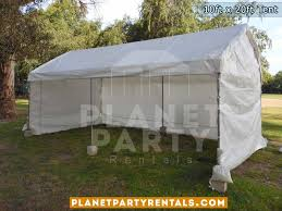 white tent rentals 10ft x 20ft tent rental