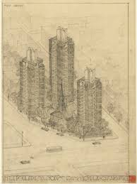 never built new york projects from gaudí gehry and wright that